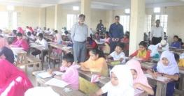 বৃত্তি পরীক্ষায় জেলার ৬০০০ শিক্ষার্থীর অংশগ্রহণ