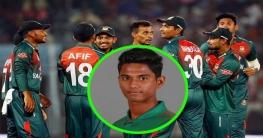 জিম্বাবুয়ের বিপক্ষে টি-২০ : সুযোগ পেল লক্ষ্মীপুরের হাসান