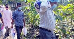 লক্ষ্মীপুরের কর্মহীন মানুষের ঘরে ঘরে সদর এমপি'র খাদ্যসামগ্রী