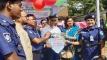 রায়পুরে মুজিববর্ষ জাতীয় স্কুল কাবাডি শুরু