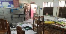 রামগঞ্জ ষ্টেশন মডেল প্রাঃ স্কুলে দূর্ধষ চুরি