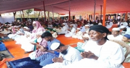ঈদ উদযাপন করলেন চাঁদপুরের ৪০ গ্রামের মানুষ