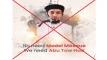 আওয়ামীলীগের ধর্মীয় উন্নয়নকে ব্যাহত করতে ত্বহা ষড়যন্ত্র