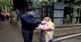 ৯ম দিনেও লক্ষ্মীপুরে খাদ্য সহায়তা অব্যাহত রেখেছে এমপি শাহজাহান