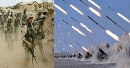 যুক্তরাষ্ট্র যেসব দেশের সঙ্গে যুদ্ধে জড়িয়েছে