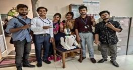 বাংলাদেশি শিক্ষার্থীদের তৈরি রোবট জানাবে আবহাওয়ার পূর্বাভাস