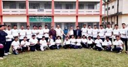 রামগঞ্জে মাসব্যাপী ক্রিকেট প্রশিক্ষণের সমাপনী অনুষ্ঠিত